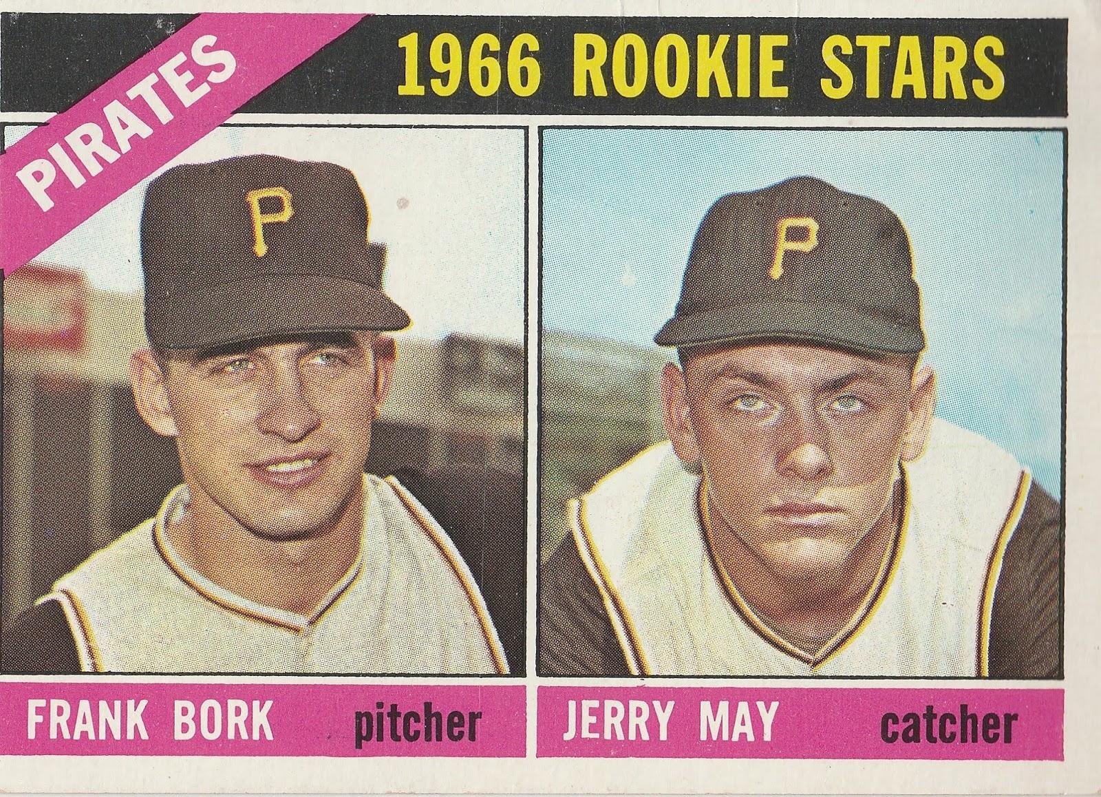1966 Topps Baseball