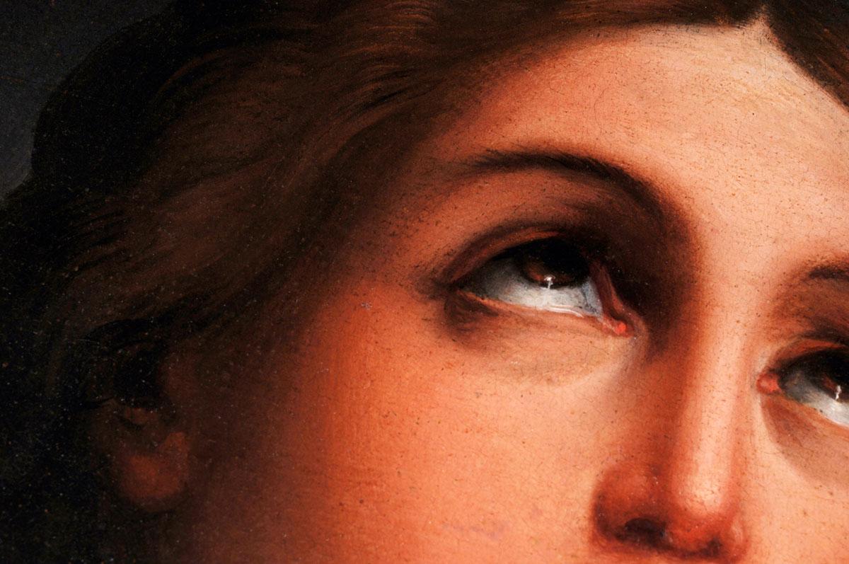 Guido Reni Incoronazione di Saint Cecilia e  S Valeriano   asilica di St Cecilia in Trastevere