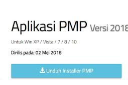 Cara Instal Dan Cara Update Aplikasi PMP Versi 2018.5 Terbaru