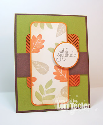 With Gratitude card-designed by Lori Tecler/Inking Aloud-stamps from Verve Stamps