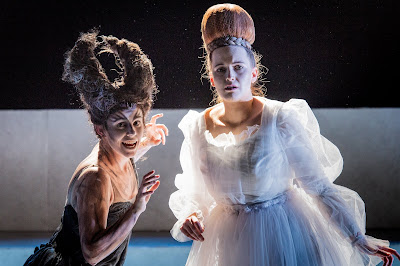 Noah Mosley: Aurora - Katherine Aitken, Isolde Roxby - Bury Court Opera (Photo Robert Workman)