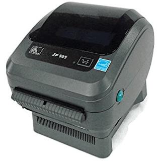 Zebra ZP 505 Driver Download Windows 7, Windows 10, Mac