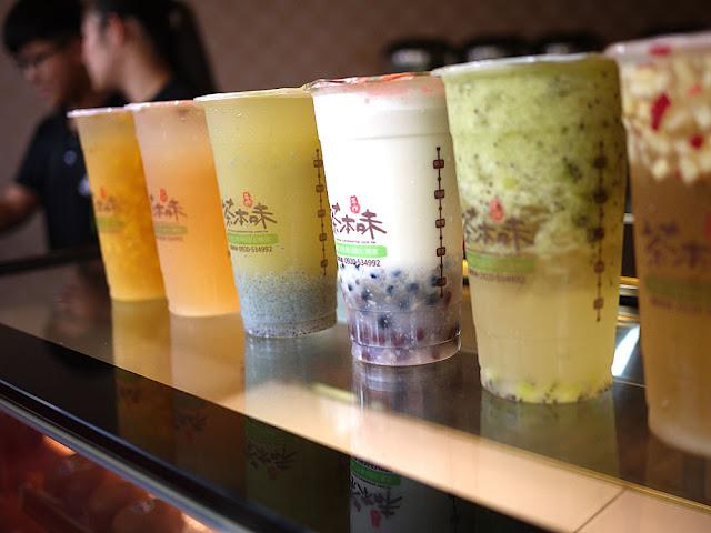P1260335 - 【熱血採訪】大甲鎮瀾宮旁的茶本味,料好實在點頭奶茶約訪