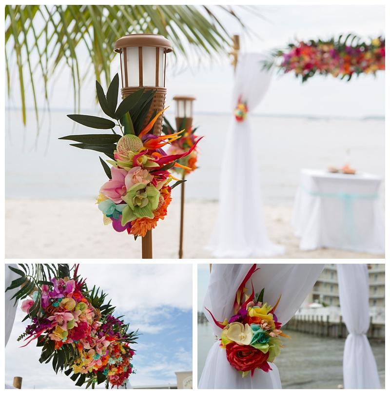 Princess Bayside Ocean City MD Beach Wedding