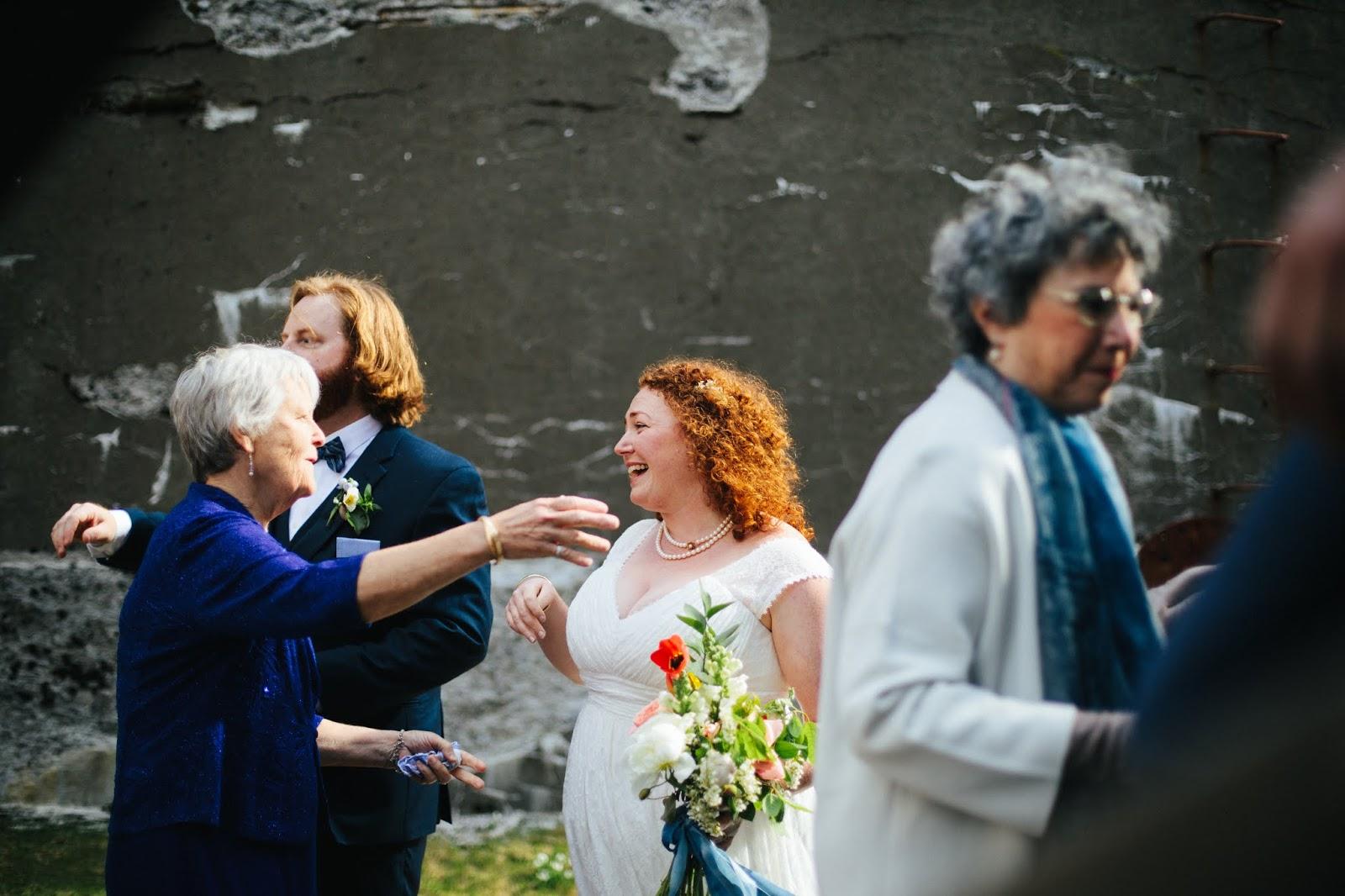 Djúpavík Iceland Wedding