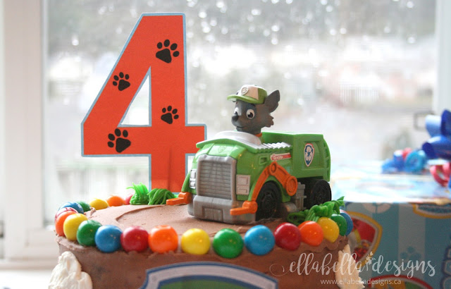 Paw Patrol Birthday Party Ideas by Ellabella Designs