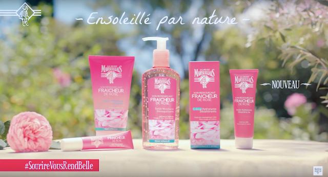 Gel Reposant Contour des Yeux Fraîcheur de Rose - Le Petit Marseillais