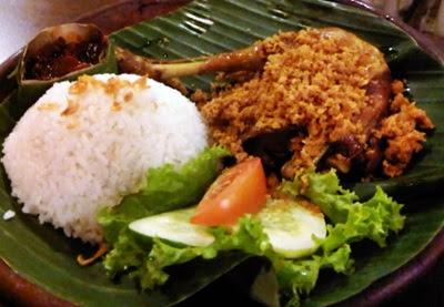 Resep Ayam Penyet Kremes Wong Solo