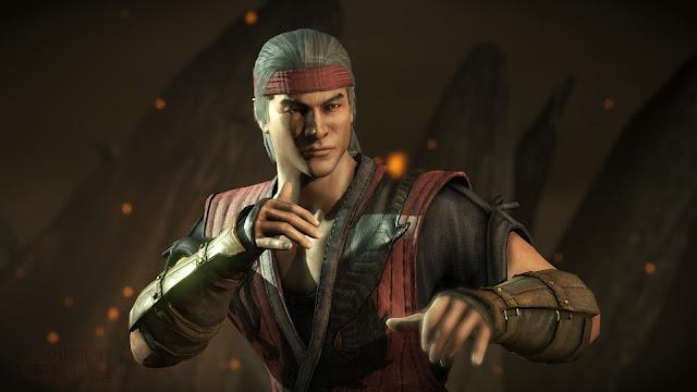 Liu Kang Mortal Kombat