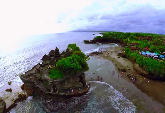Tips Wisata di Tanah Lot Bali