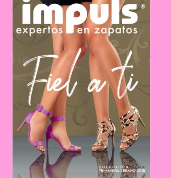 Catalogo Impuls catalogo Primavera verano 2018