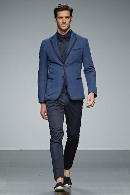 Tendencias en moda nupcial masculina - Foto: Pinterest