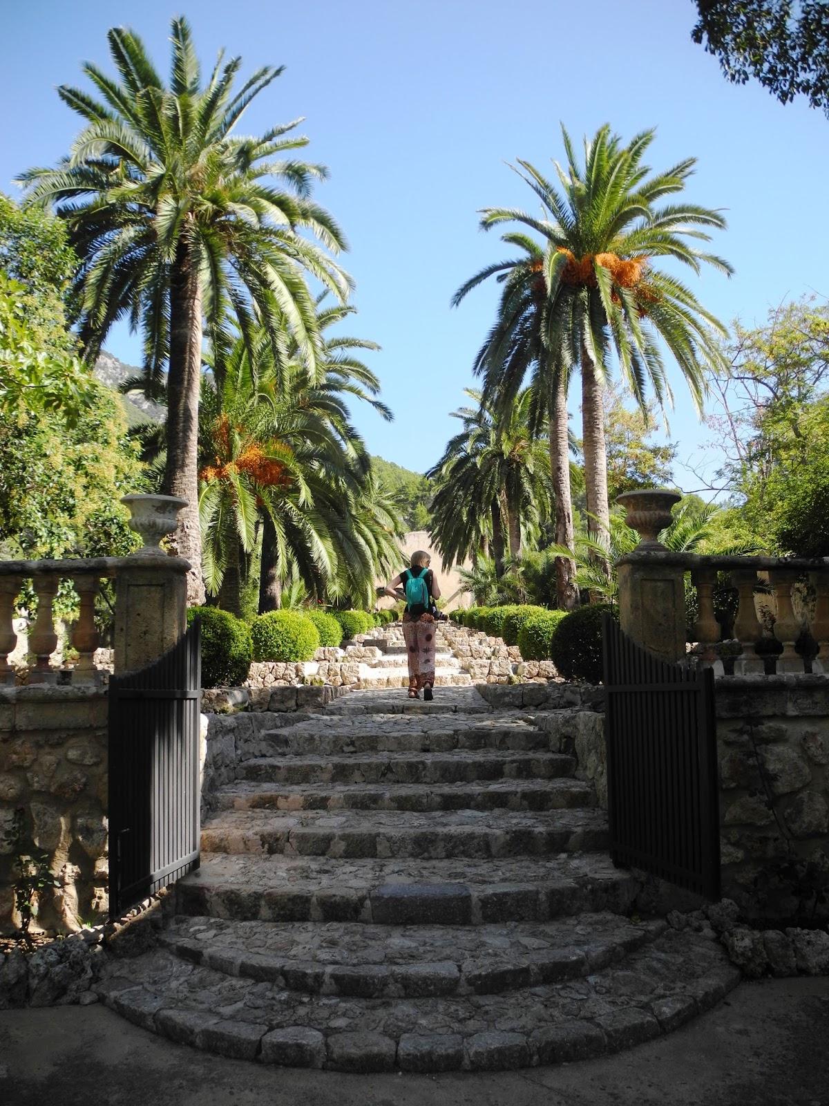 K alles mallorca jardines de alfabia for Jardines mallorca