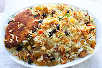 fish biriyani recipe