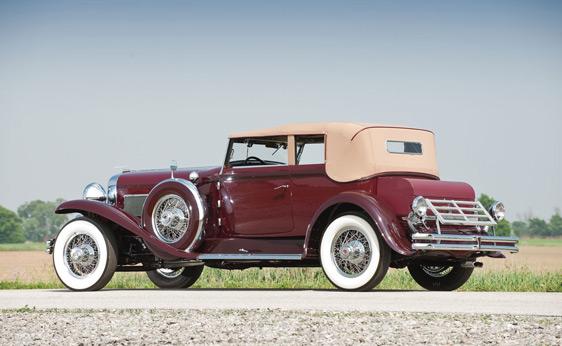 autos am ricaines blog st john 39 s 2012 de belles ench res chez rm auctions. Black Bedroom Furniture Sets. Home Design Ideas