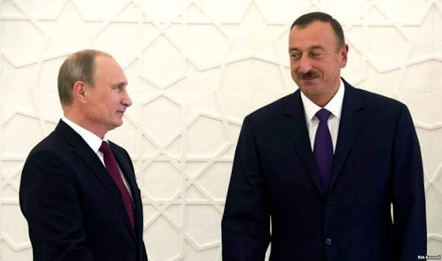 Putin viaja a Bakú para recordarle quien es el líder en la región
