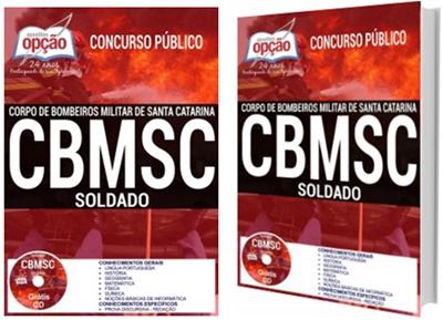 Apostila concurso CBMSC 2017