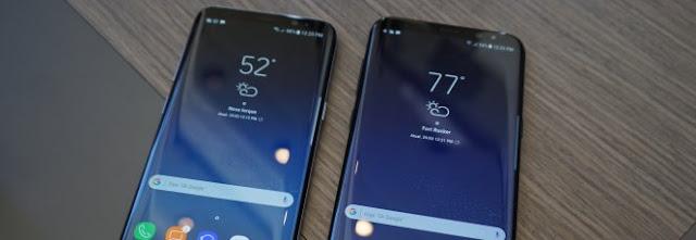 Galaxy S8 e S8+ Podem chegar ao brasil com o preço sugerido de 4 mil reais