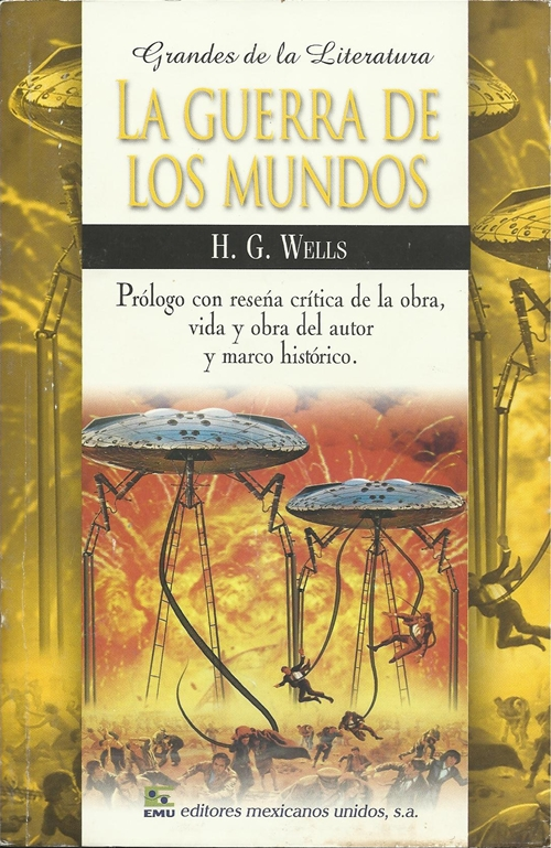 Reseña: La guerra de los mundos - H. G. Wells ~ El Final