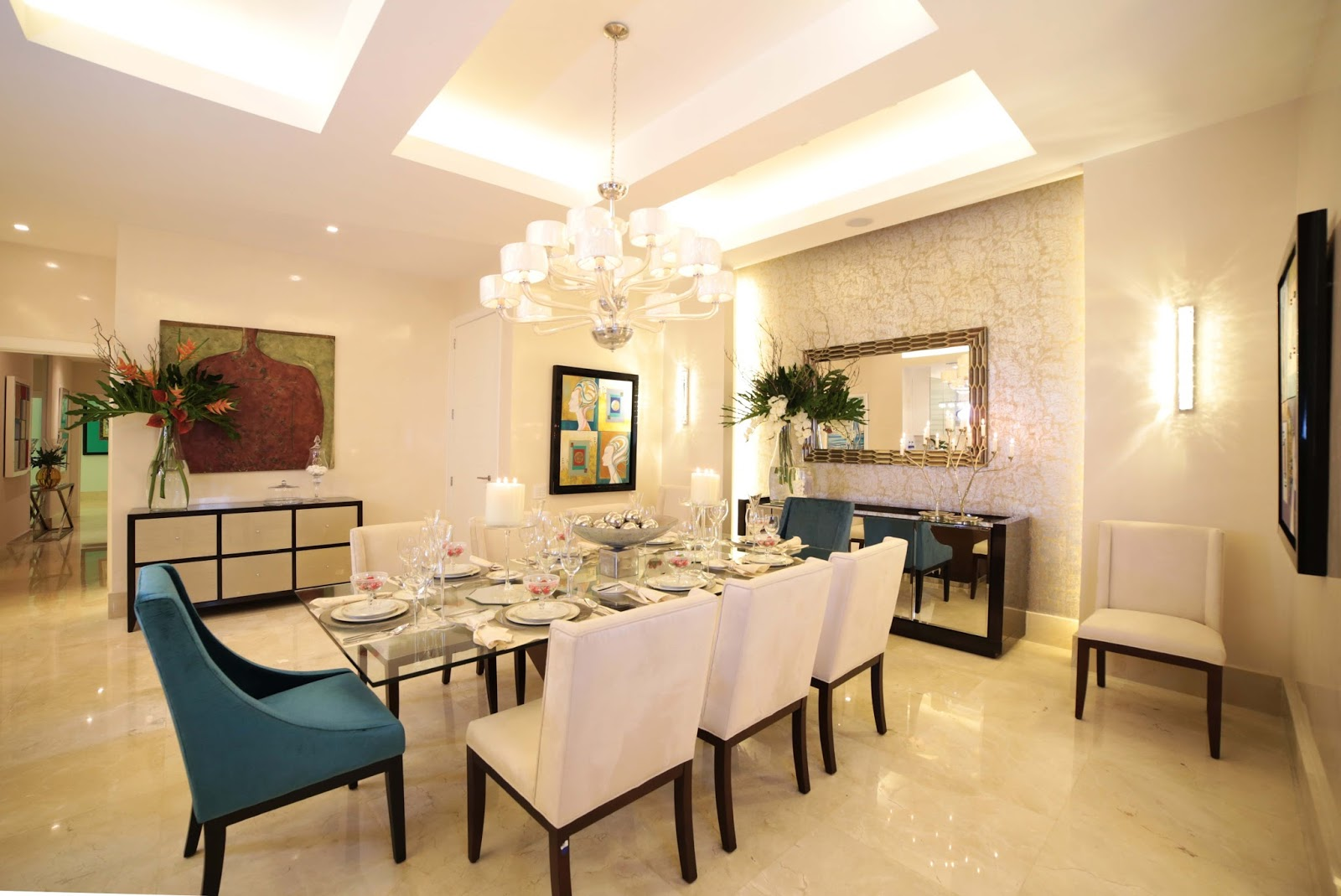 Presentan apartamento modelo de villa palmera xvi newsliferd for Modelos de apartamentos