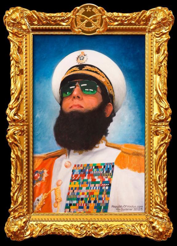 ตัวอย่างหนังใหม่ : The Dictator จอมเผด็จการ (ซับไทย)