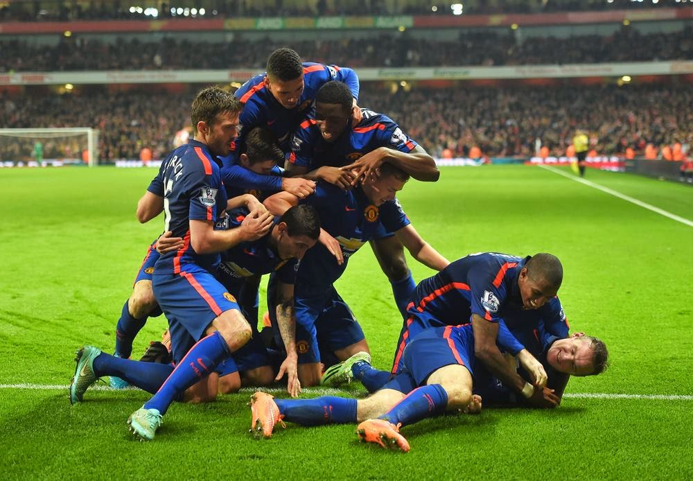 [Premier League] VIDEO Arsenal – Manchester United 1 – 2 Gol Highlights