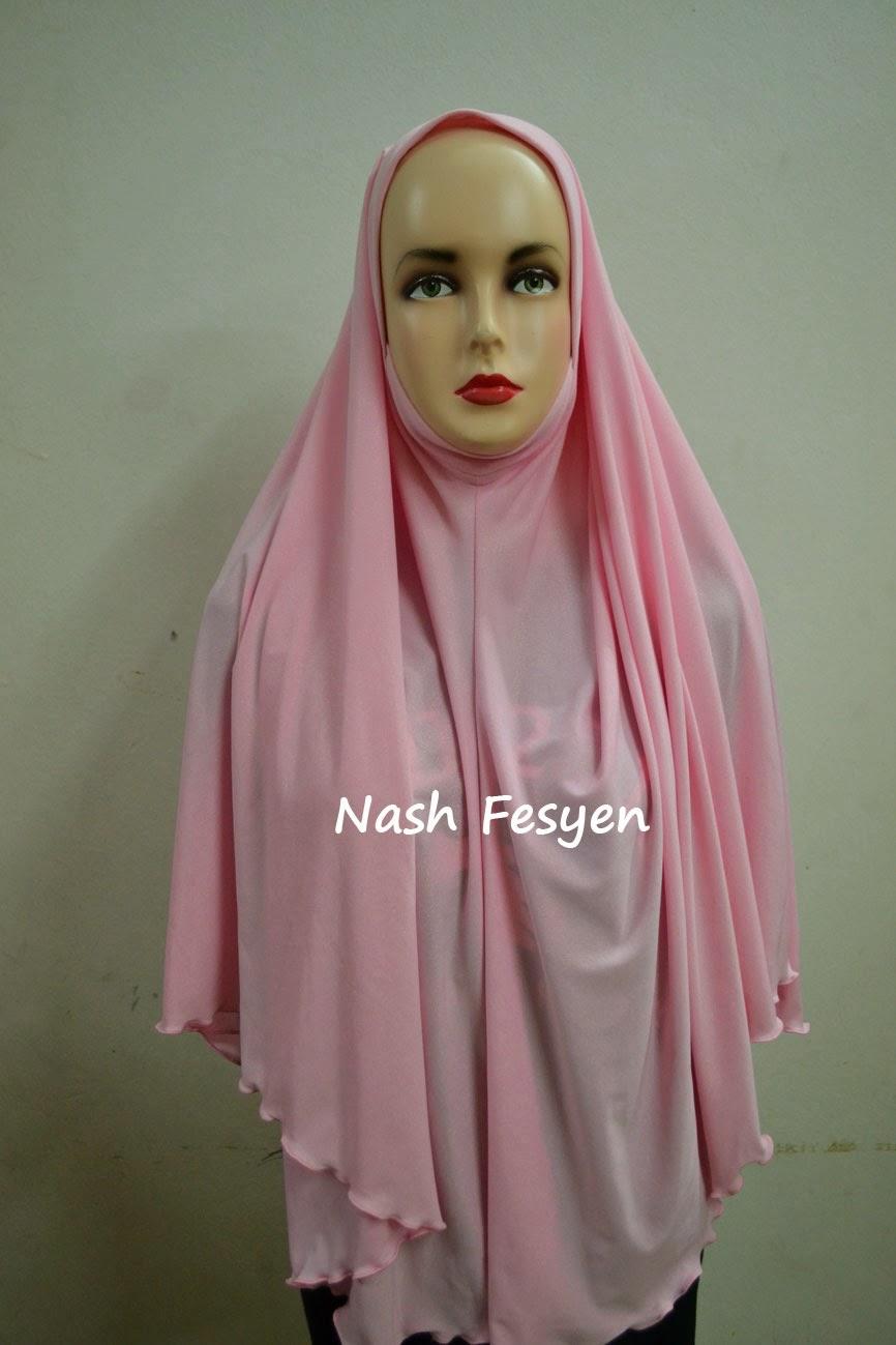 Nash Fesyen Tudung Labuh