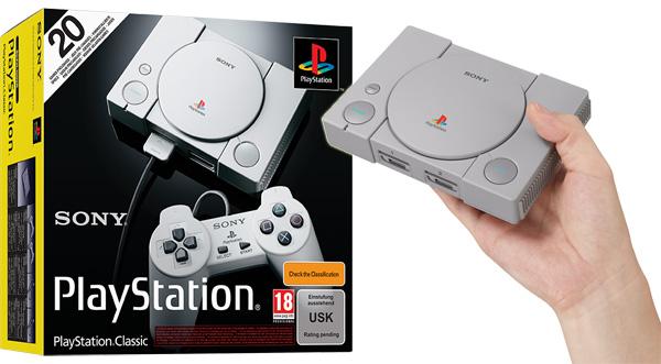 إكتشاف قائمة سرية داخل جهاز PlayStation Classic ترفع من جودة الألعاب ، لنشاهد الفيديو من هنا ..