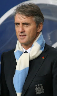 Roberto Mancini enjoyed huge success with Internazionale in Italy and Manchester City in England