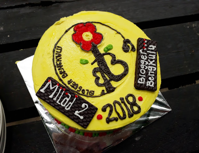 Melangitkan Doa & Harapan di Milad 2 Blogger Bengkulu