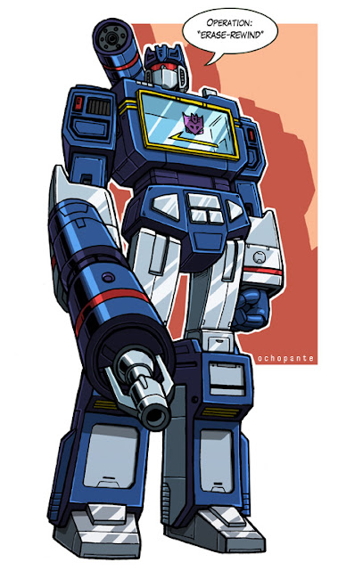 Soundwave Superior!
