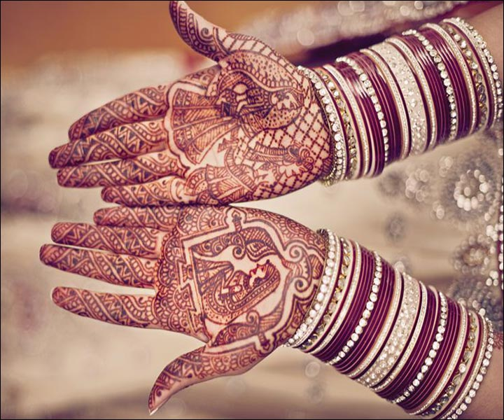 Mehndi Ceremony Quotes In : Outstanding bridal mehendi designs for your wedding day u life