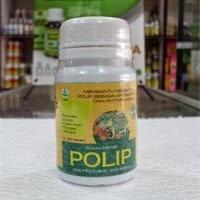 obat herbal yg secara tradisional bisa menyembuhkan penyakit polip Jual Kapsul Serbuk POLIP Balikpapan