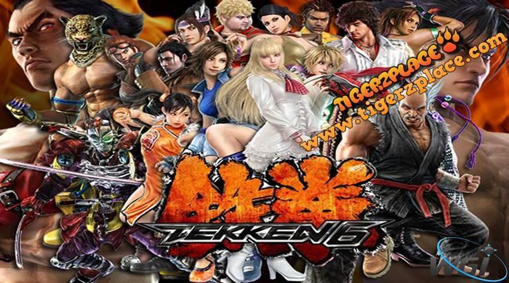 tekken 6 exe pc games free download