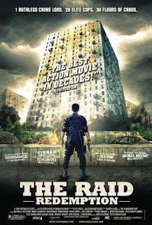 Download The Raid: Redemption (2011)