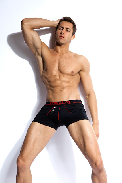 jackadams Navy Boxer Brief Red Gayrado Online Shop