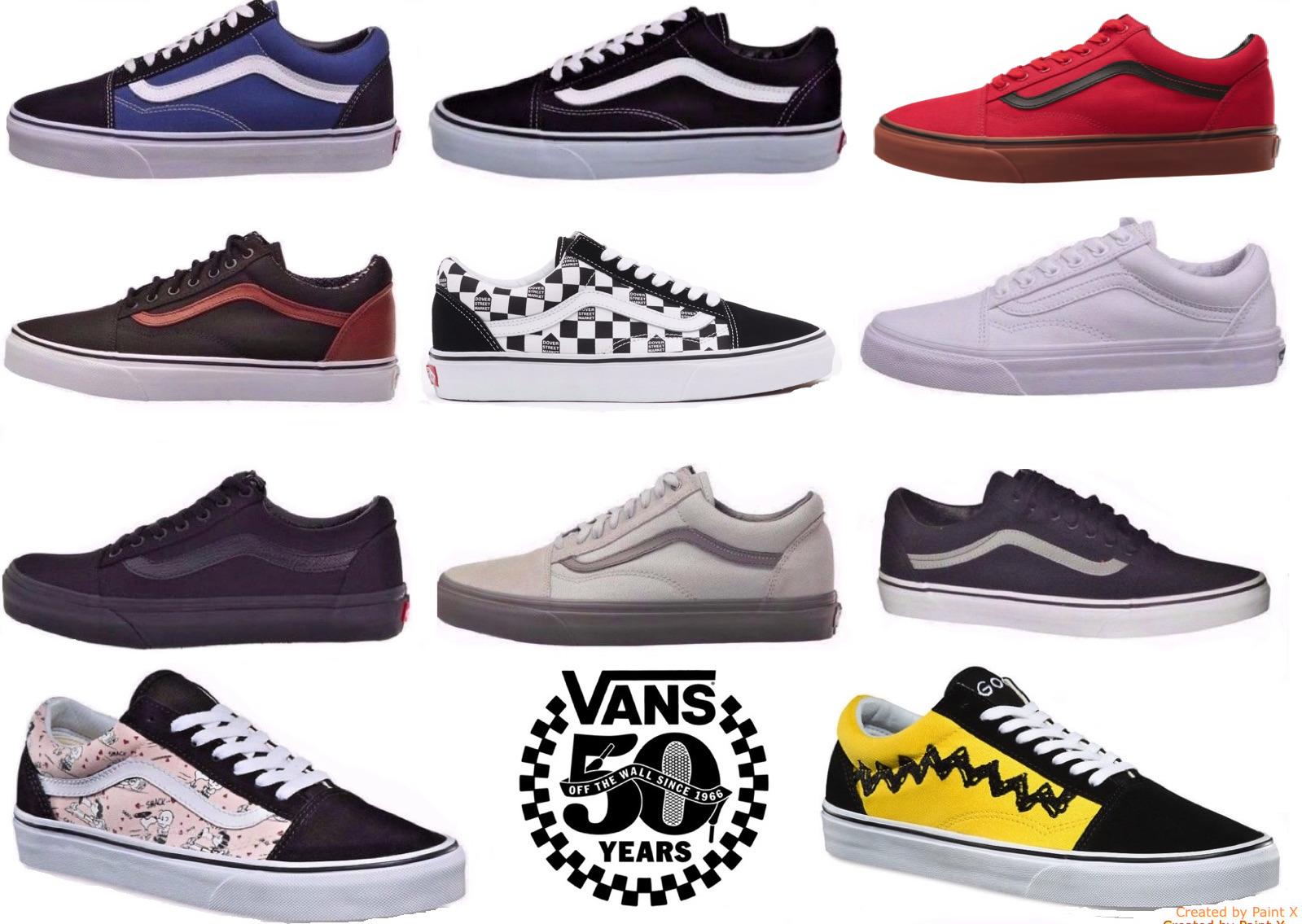 Informasi Vans Alasan Mengapa Sepatu Vans Memiliki Banyak Peminat