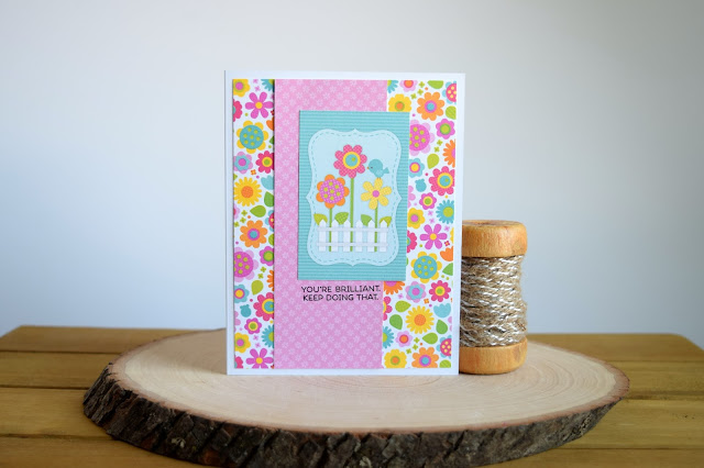 Spring Cards by Jess Crafts featuring Doodlebug Designs Hello Sunshine #doodlebugdesigns