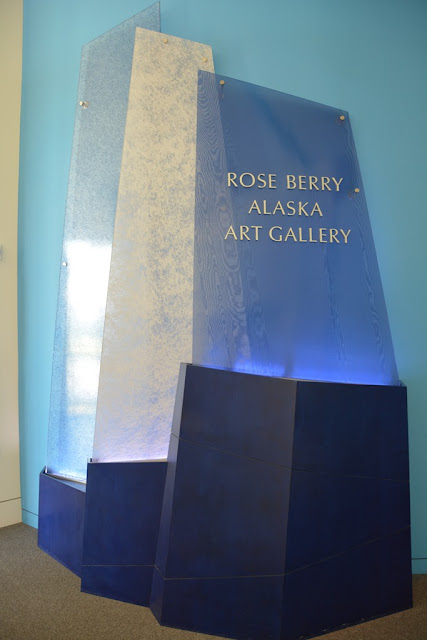 Museum of the North Fairbanks Rose Berry