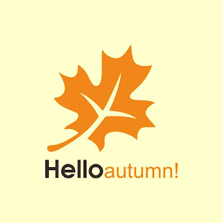 Hello Autumn Logo Free Download Vector CDR, AI, EPS and PNG Formats