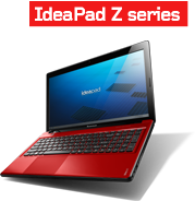 Lenovo IdeaPad Z Series