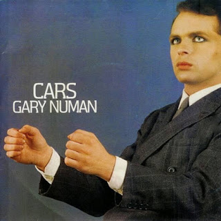 Gary Numan - Cars okładka singla