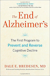 Dale Bredesen's Book: The End of Alzheimer's Disease
