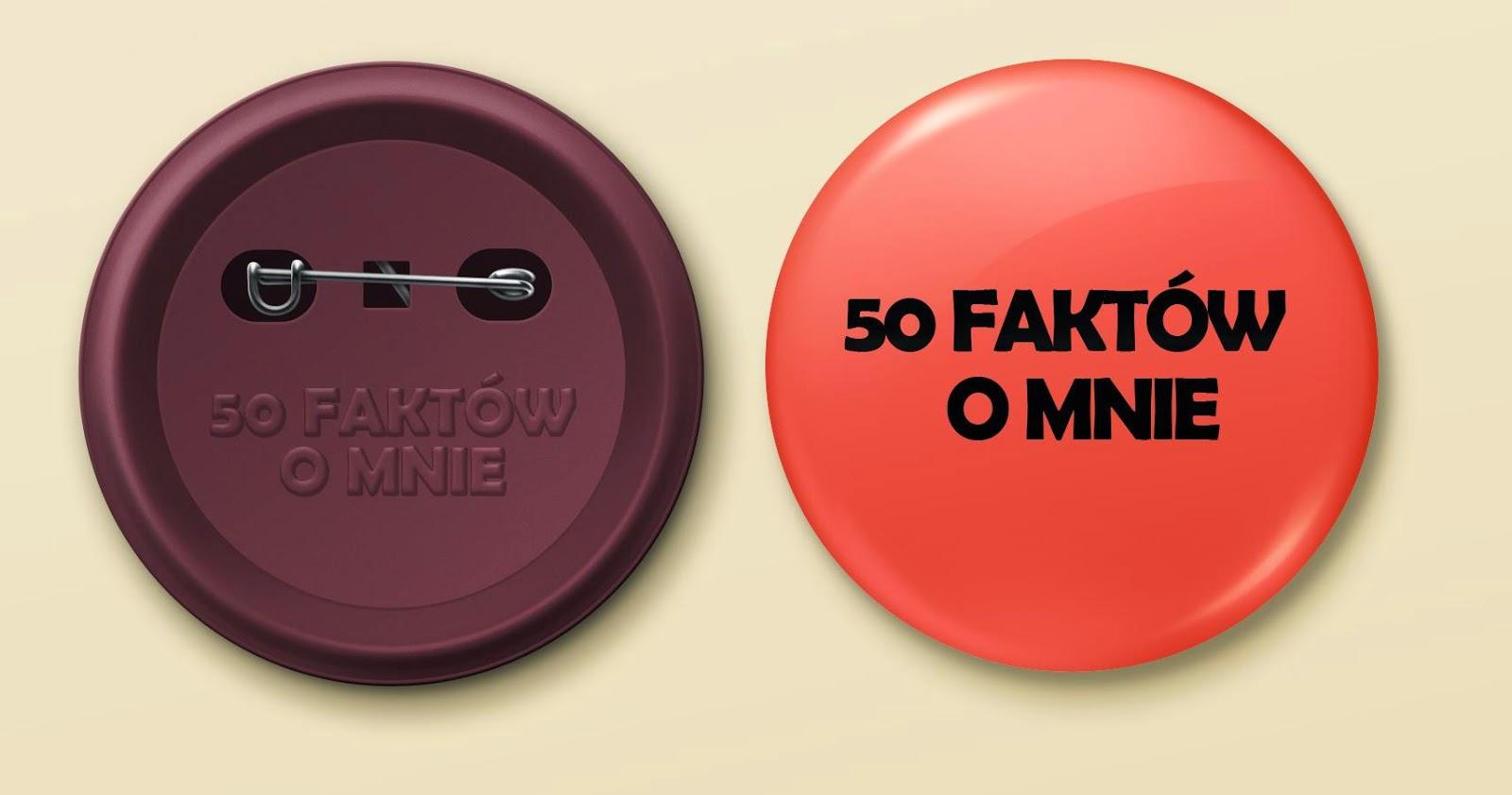 50 faktów o mnie !