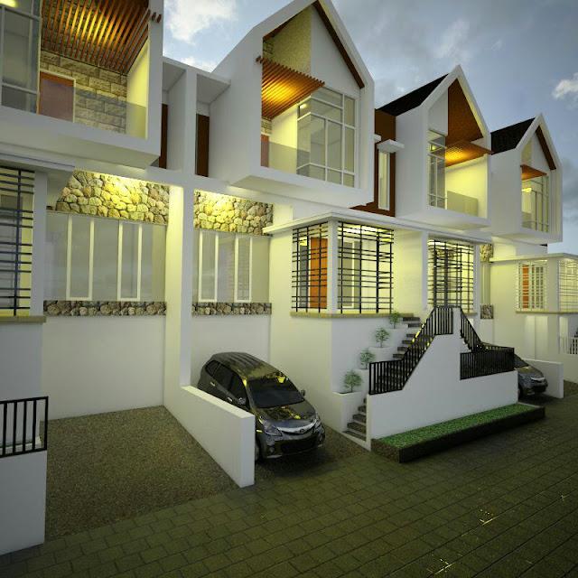 villa dijual di batu malang
