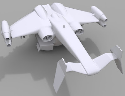 Gunship Dragonfly