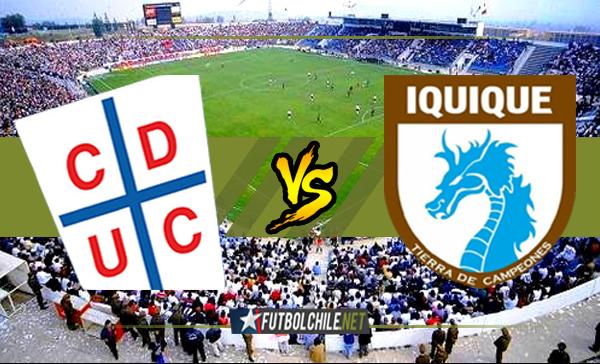 Universidad Católica vs Deportes Iquique,