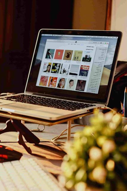 ноутбук для блогера