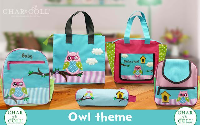 Produk Tema Owl