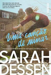 [Lançamento] Uma canção de Ninar | Sarah Dessen